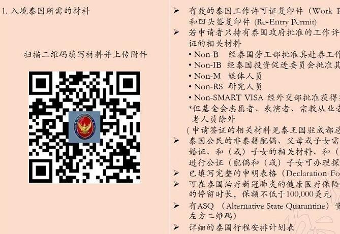 泰国入境许可证办理流程 泰国coe材料 泰怎么办泰国入境许可证
